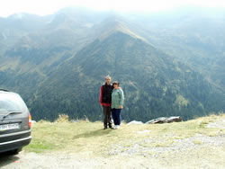 Transfagarasan Road - South
