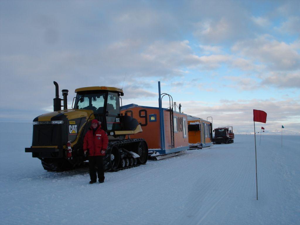 Bob on ice for Ice fishing huts