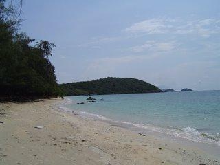 Nang Ram Beach near Sattahip