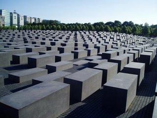 Memorial a las víctimas del holocausto