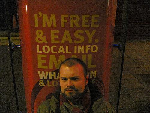 Councillor Darren Parker - 'free & easy'