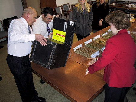 We know how to handle ballot boxes