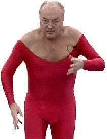 Dave Spart keeps himself in political trim