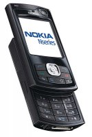 Nokia N80 Cell Phone
