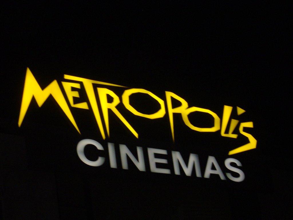 DOTT. LUCA FACCIO: METROPOLIS,UN CINEMA SENZA BARRIERE