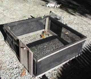 how to build a floating turtle trap