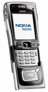 Nokia N91 Cellphones Review