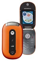 Motorola PEBL U6 Orange Review