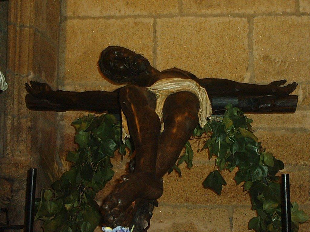 Jesús negro Wallpaper