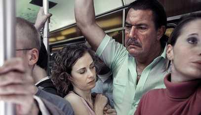 Public transportation dangers
