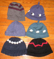 hats for my cousins
