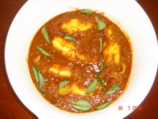 Koonthal Curry