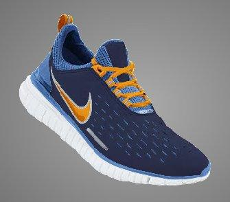 nike free types of angles