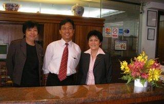 Perak Hotel Staff