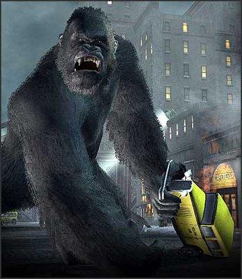 King Kong é o bicho