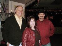 Margrit & Gary w/ Unkle Sid (sic)