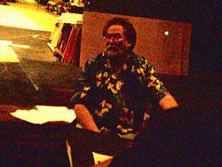 John McIlwee, Director of University Theatre