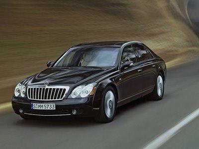 maybach 57s Divulgada a lista dos carros mais caros do mundo!!