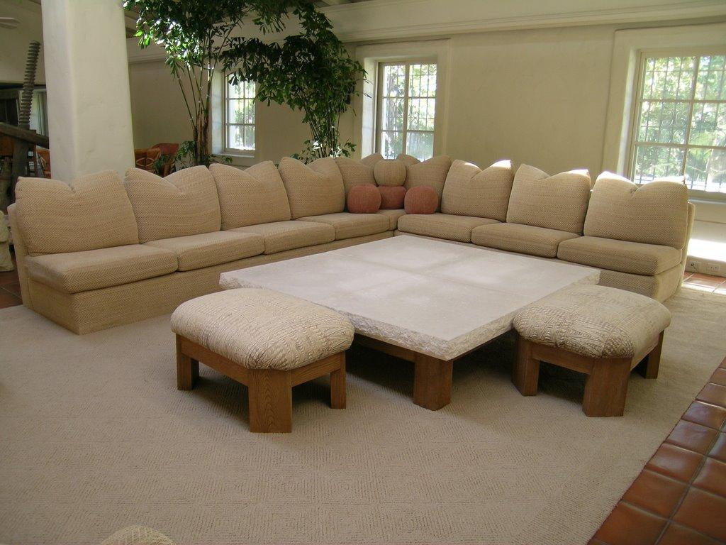 la Casa de Larga Jornada Michael Taylor Furniture
