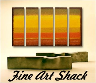 Five Alive by Lar Shackelford, Fine Art Shack