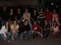 Parte del grupo Erasmus