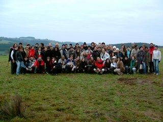 El grupo de Erasmus 04/05