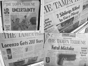 Son muchos los medios que cubren las mismas informaciones