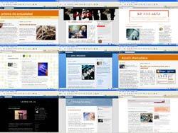 La variedad de la blogosfera