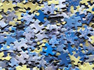 El hipertexto funciona como un puzzle que hay que montar