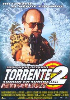 Cartel de la película Torrente 2