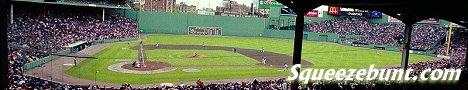 Fenway Park on Squeezebunt.com