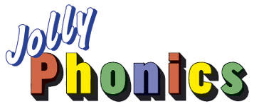 Jolly Phonics Works Letter Sounds Blue