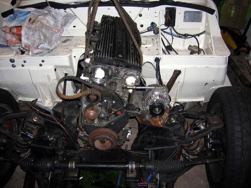 Rover k series midget conversion kit