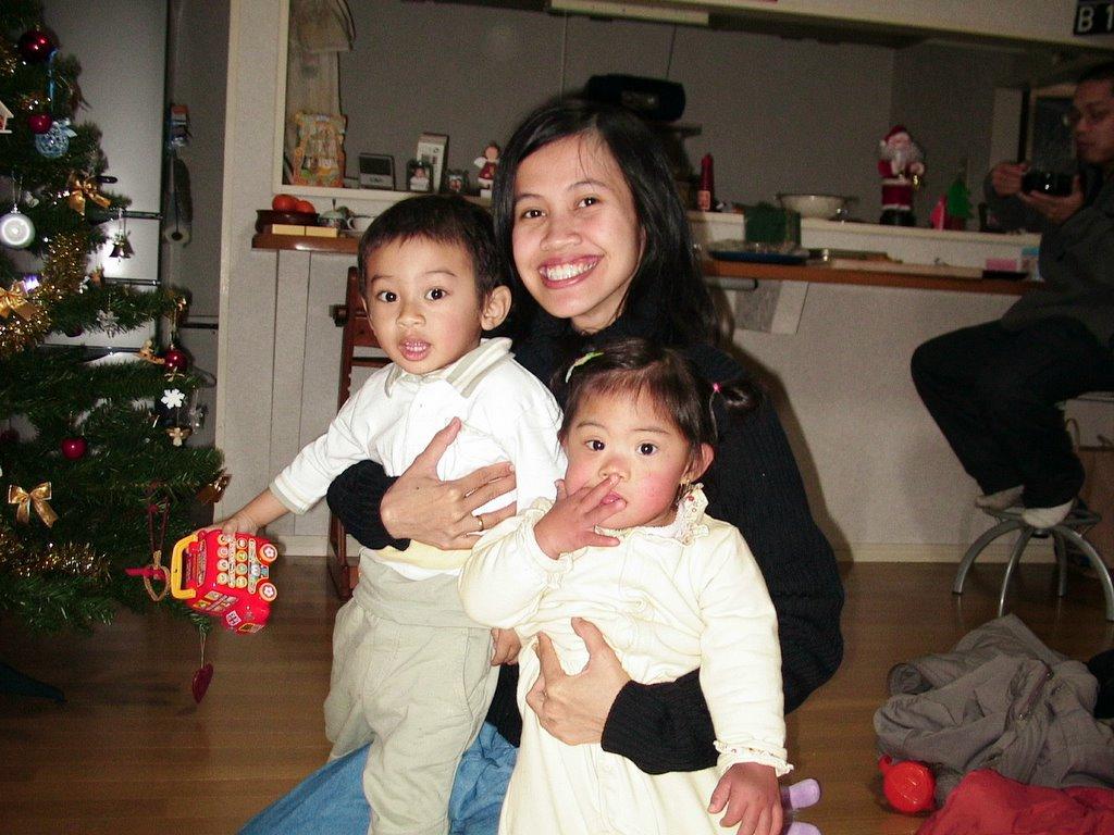Sanjaya Family December 2005