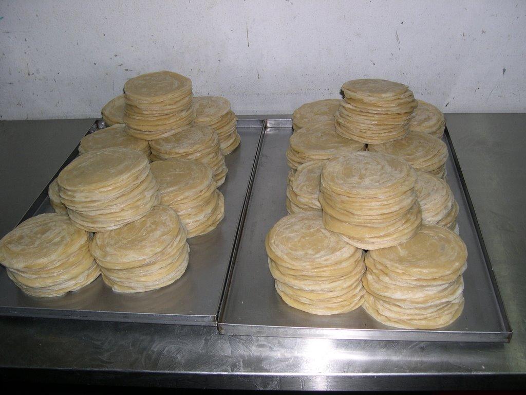 Roti Canai Segera - Azla Frozen Food