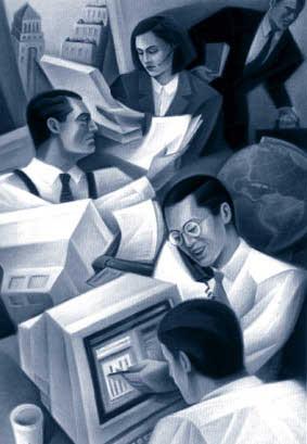 Las rutinas del periodismo tradicional se han visto alteradas por la aparición de Internet y de la prensa gratuita