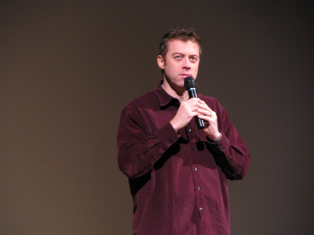 Co-director, Cory Edwards