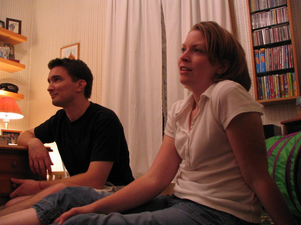 Randy & Jen