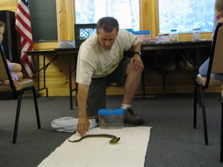 Jim McGrath introduces the Eastern Hognose