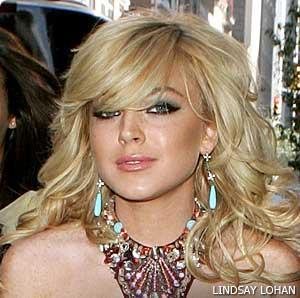Lindsay nude vanity