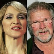 Madonna and ex-Goodie and TV bird expert Bill Oddie