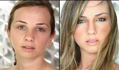 The Power of Make-up...