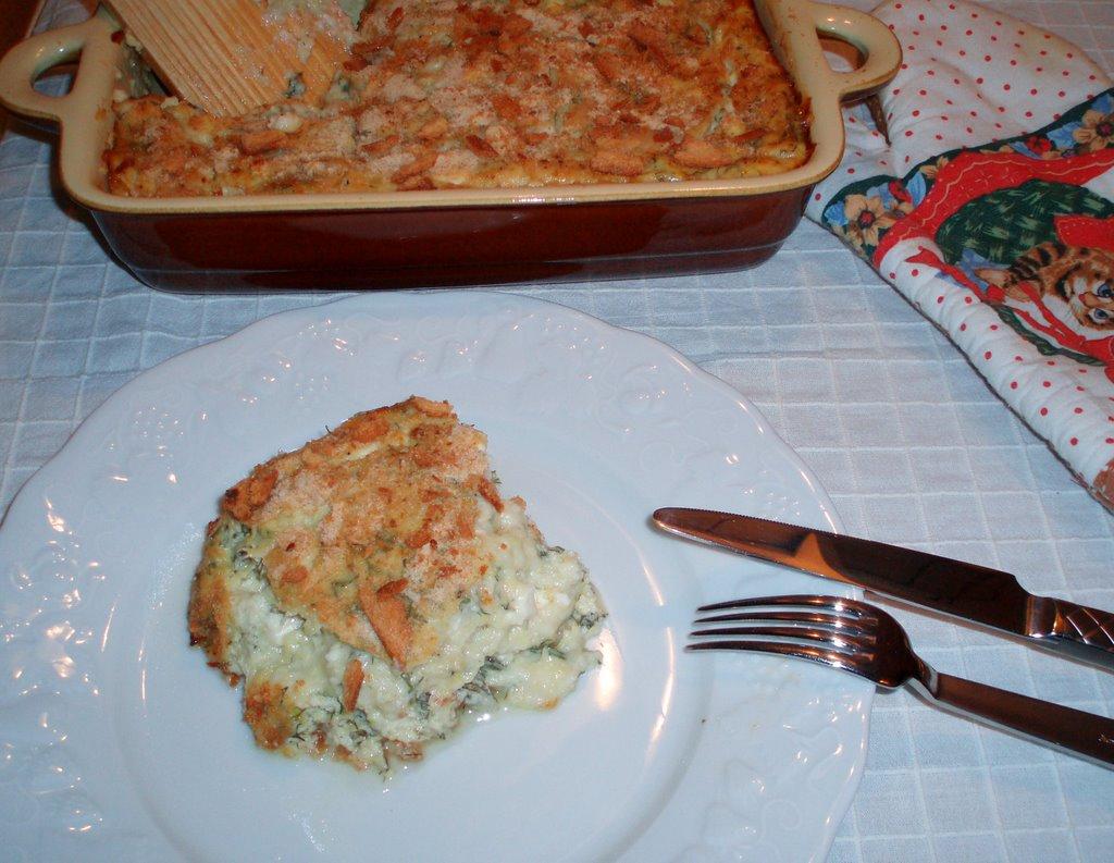 Kabak Sufle (Kabak Böreği)