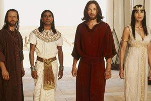 the ten commandments movie cast