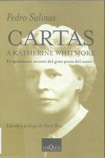 Portada de la conocida obra que recoge las cartas de amor de Pedro Salinas