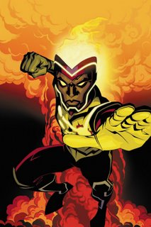Firestorm #23