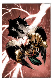 Hawkman #46