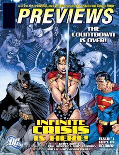 Infinite Crisis #1