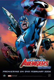 Ultimate Avengers DVD
