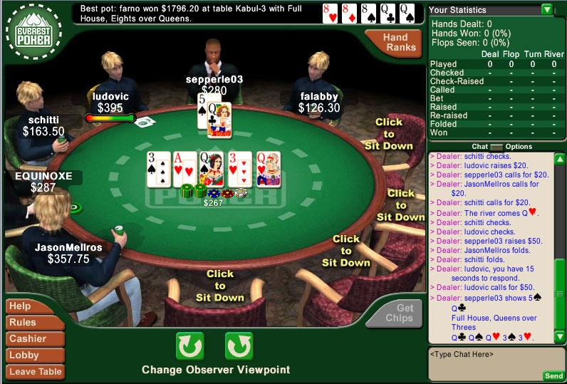 everest poker online